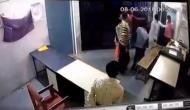 BJP विधायक ने थाने के भीतर पुलिसकर्मी को जड़े एक के बाद एक जोरदार थप्पड़!