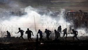 Israeli troops kill 4, injures over 600 Palestinians