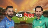 Asia Cup 2018: भारत-पाकिस्तान मुकाबले का इंतजार खत्म, इस दिन होगी सबसे बड़ी भिड़ंत