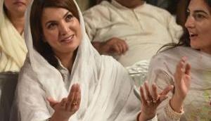 पूर्व पत्नी रेहम खान बोली- इमरान खान हैं सेना की कठपुतली, धांधली से जीते चुनाव