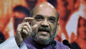 West Bengal: BJP chief Amit Shah shown black flags by Congress workers