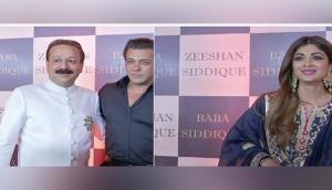 Baba Siddique's star-studded Iftar bash