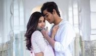 Dhadak actress Janhvi Kapoor revealed why she was not able to sleep a day before the shoot of Shashank Khaitan's film