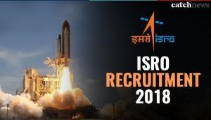 ISRO में नौकरी का सुनहरा मौका, 12वीं, ITI, इंजीनियरिंग, ग्रेजुएट पास करें अप्लाई
