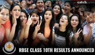 Rajasthan RBSE 10th Result 2018: सरकारी से बेहतर रहा प्राइवेट स्कूल का रिजल्ट