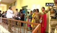 Bengaluru: Voting underway in Jayanagar constituency
