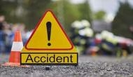 Uttar Pradesh : 2 killed after being run over by tanker