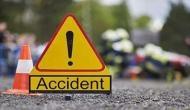 12 injured as boulder hits vehicle on Jammu-Srinagar highway; road closed after snowfall