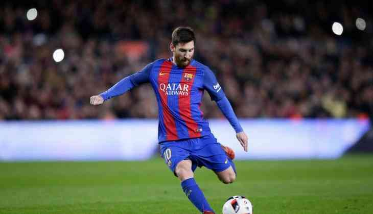 54be87836 FIFA World Cup 2018  This is how Lionel Messi s  7 million Barcelona home  looks like