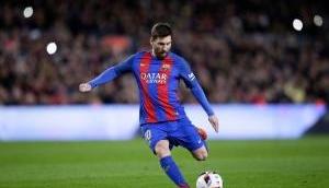 Barcelona beats Lyon 5-1, enters quarter-finals of Champions League