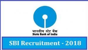 SBI में नौकरी का शानदार मौका, इस तारीख तक करें आवेदन