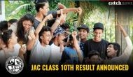 JAC Class 10th Result 2018: Jharkhand Board announces Matric results; here's how you can check