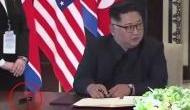 किम जोंग ने टॉयलेट ही नहीं, जहर के डर से अमेरिकी पेन तक नहीं छूआ