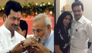 भय्यूजी महाराज पर लग चुका है मोहजाल में फंसाने का आरोप, PM मोदी भी ले चुके हैं आशीर्वाद