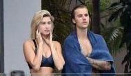 Justin Bieber and Hailey Baldwin got cuddly in Miami again