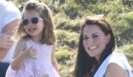 Princess Charlotte's goofy side at a Polo Match and Kate Middleton couldn't control her laughter