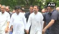 मानहानि केस मे राहुल गांधी पर आरोप तय, RSS को बताया था बापू की हत्या का जिम्मेदार