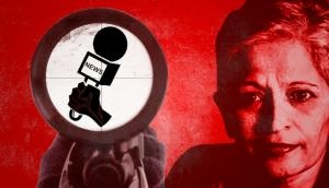 Let journalists get raped and killed. Govt just doesn't care