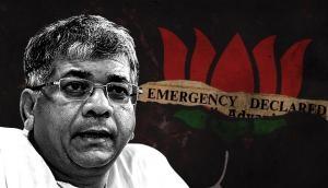 Prakash Ambedkar calls RSS a 'terrorist organisation'