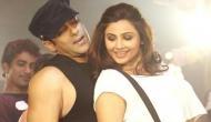 Has Race 3 actress Daisy Shah forgotten her real godfather because of Salman Khan?