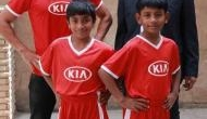 Indian kids to 'represent country' at FIFA World Cup