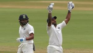 गब्बर को भी नहीं पता था कि टेस्ट मैच में लंच से पहले किसी भारतीय बल्लेबाज ने शतक नहीं लगाया है