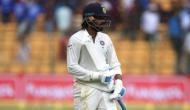ऐतिहासिक टेस्टः न चोट लगी, न आउट हुए फिर भी मुरली विजय को 99 रन पर छोड़ना पड़ा मैदान