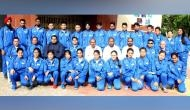 Indian squad departs for Asian Fencing C'ship