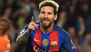 Messi, Barcelona outgun Spurs as Neymar bags hat-trick