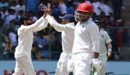 टेस्ट क्रिकेट के इतिहास में एक दिन में दो बार ऑलआउट होने वाली चौैथी टीम बनी अफगानिस्तान