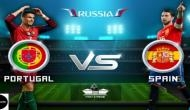 FIFA World Cup 2018, Squad, Portugal Vs Spain: Spain face Euro champ Portugal in FIFA WC opener