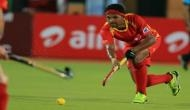 Indian defender Lakra optimistic of team's chance at Hockey Champions Trophy