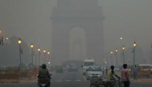 दिल्ली: वायु प्रदूषण की वजह से जान आफत में, BJP और AAP के बीच राजनीति शुरु