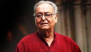 BJP's Sampark for Samarthan gets a snub from thespian Soumitra Chatterjee