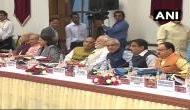NITI आयोग की अहम बैठक शुरू, किसानों की आय दोगुनी करने पर होगी चर्चा