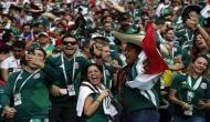 Fifa World Cup 2018: मेक्सिको ने जर्मनी पर दर्ज की ऐतिहासिक जीत और फैंस के जश्न में आया जलजला