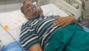 दिल्लीः भूख हड़ताल कर रहे मंत्री सत्येंद्र जैन की तबीयत बिगड़ी, अस्पताल में भर्ती