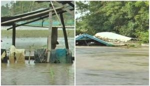 Flood situation remains grim in northeast, lakhs rendered homeless
