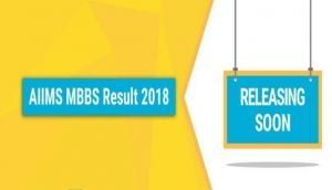 AIIMS MBBS 2018 Result: एम्स का रिजल्ट जारी, 4 छात्रों को मिले 100 percentile मार्क्स