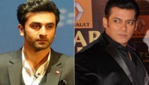 सलमान ने किया फिल्म 'संजू' को लेकर ये कमेंट, रणबीर ने दिया कुछ ऐसा जवाब