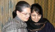 जम्मू-कश्मीर: क्या मोदी-शाह को मात देने के लिए महबूबा मुफ्ती को समर्थन देगी कांग्रेस