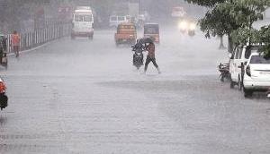 Mumbai Rains: Heavy rainfall disruptes traffic, rail and airport operations