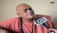 Newly appointed Madhya Pradesh cabinet minister Swami Akhileshwaranand appeals for state cow ministry