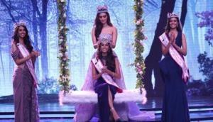 तमिलनाडु की इस खूबसूरत गर्ल के सिर सजा Miss India 2018 का ताज