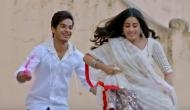 Title song of Dhadak starring Janhvi Kapoor and Ishaan Khatter out, feel the romance in Marwari style, see video