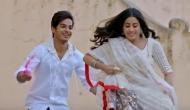 'धड़क' के टाइटल सॉन्ग लॉन्च के दौरान ईशान और जाह्नवी ने किया शानदार डांस, वीडियो वायरल