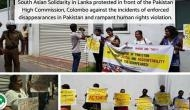 Sri Lanka rights group concerned over enforced disappearances in Pakistan