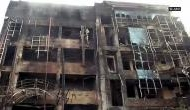 Uttar Pradesh Police files FIR in Charbagh Hotel fire accident