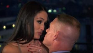 It's official, John Cena and Nikki Bella wedding is back on! Watch Video