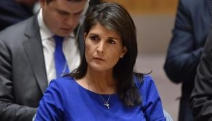 'Nikki Haley poses a potential threat to Donald Trump,' says Washington Post after the abrupt resignation